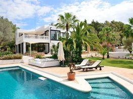 Fachada - Villa en venta en calle Can Guasch, Ibiza/Eivissa - 204233017