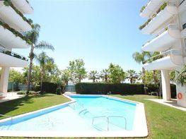 Apartamento en alquiler de temporada en calle Severo Ochoa, Playa Bajadilla-Puertos en Marbella - 398663952