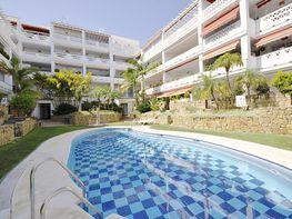 Piso en alquiler de temporada en calle Alfonso de Hohenlohe, Nagüeles Alto en Marbella - 307031127