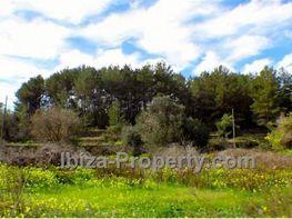 Grundstück in verkauf in calle San Lorenzo, Sant Joan de Labritja - 211047965
