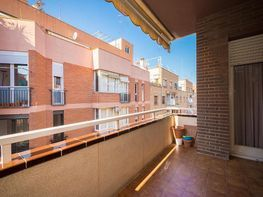 Terraza - Piso en venta en calle D´Osona Con del Putxet, El Putxet i Farró en Barcelona - 415528682