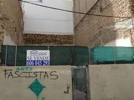 Solar en venta en calle De la Huerta, San Anton en Alicante/Alacant - 358680193
