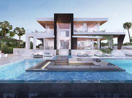 Villa en venta en calle Pléyades, Manilva