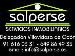 Chalet en alquiler en calle Casco Urbano, Villaviciosa de Odón - 351507797