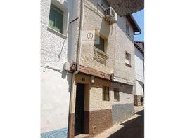 Fachada de la casa. - Casa en venta en Candeleda - 339206948