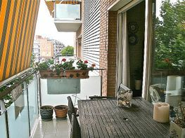 Terraza - Piso en venta en calle De la Constitució, Estación en Castelldefels - 279449305