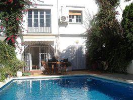 Jardín - Casa en venta en paseo Vilanova, Centre poble en Sitges - 238297820