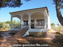 Xalet en venda calle Villar del Arzobispo, Villar del Arzobispo - 246703305