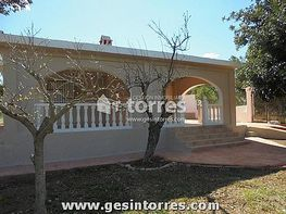 Xalet en venda calle Villamarchante, Vilamarxant - 257016130