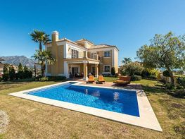 Villa in verkauf in calle Puerto del Capitán, Benahavís - 348300211