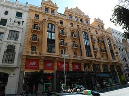 Büro in miete in calle Gran Via, Cortes-Huertas in Madrid - 415785664