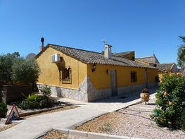 Chalet en venta en barrio La Escucha, Lorca - 250474938