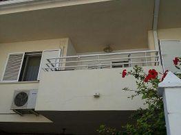 Balcón - Casa adosada en venta en calle Sant Pere, Canet d´en Berenguer en Canet d´En Berenguer - 313883100