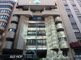 Fachada - Piso en alquiler en calle Maisonnave, Ensanche Diputacion en Alicante/Alacant - 393073311