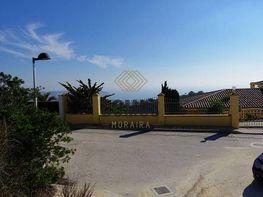 Grundstück in verkauf in Moraira - 378504111