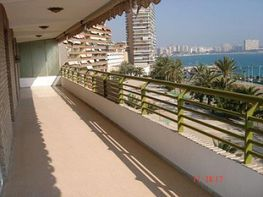 Piso en venta en calle Sol Naciente, Albufereta en Alicante/Alacant - 415840858