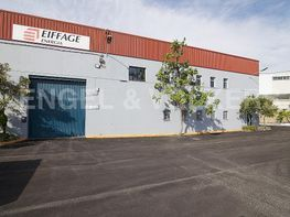 Fachada - Nave industrial en alquiler en carretera II, Sant Andreu de la Barca - 280255150