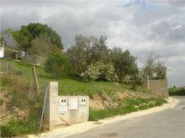 Baugrundstück in verkauf in Rubí - 405159755