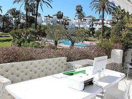 Terraza - Apartamento en alquiler en Estepona - 277714351