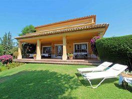 Exterior - Chalet en alquiler en Nueva Andalucía-Centro en Marbella - 397215537