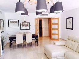 Salon - Apartamento en alquiler en Milla de Oro en Marbella - 397220307