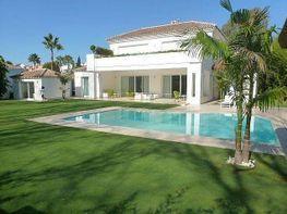 Exterior - Chalet en alquiler en Guadalmina en Marbella - 397220880