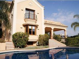 Exterior - Chalet en alquiler en Estepona - 397224309