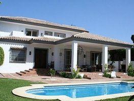 Exterior - Chalet en alquiler en San Pedro Pueblo en Marbella - 397224846