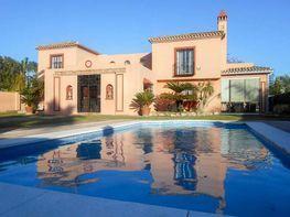 Exterior - Chalet en alquiler en Guadalmina en Marbella - 397227573