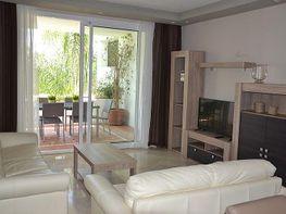 Salon - Apartamento en alquiler en Estepona - 397231842