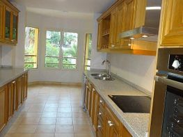 Cocina - Apartamento en alquiler en Sierra Blanca en Marbella - 397233144