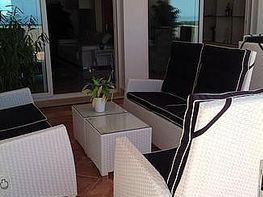 Terraza - Apartamento en alquiler en Los Monteros-Bahía de Marbella en Marbella - 397234263