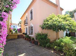 Exterior - Casa adosada en alquiler en Guadalmina en Marbella - 397236942