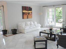 Salon - Chalet en alquiler en Nueva Andalucía-Centro en Marbella - 397236984