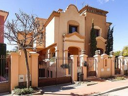 Casa en alquiler en Puerto Banús en Marbella