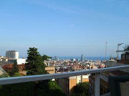 Attic for rent in calle Del Coll del Portell, La Salut in Barcelona - 358106010