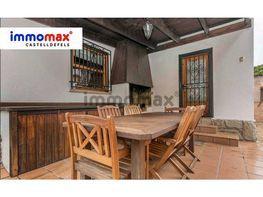 Casa en alquiler en Can roca en Castelldefels