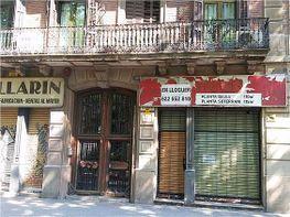 Lokal in miete in calle Gran Via de Les Corts Catalanes, Sant Antoni in Barcelona - 286237885