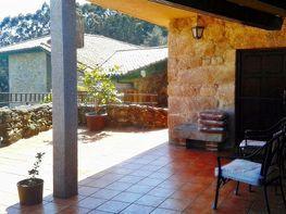 Terraza - Casa en venta en calle Leiriña, Baiona - 283187503