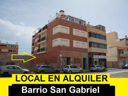 Local - Local comercial en alquiler en calle De la Badia, San Gabriel en Alicante/Alacant - 296748340