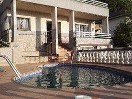 Piscina - Chalet en venta en calle Herois Fragata Numancia, Sant Pol de Mar - 282417560