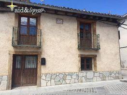 Landhaus in verkauf in calle Centro del Pueblo, Lozoya - 288743872