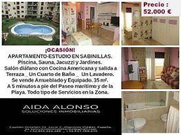 Estudio en venta en San luis de sabinillas - 283990043