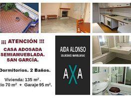 Casa adosada en venta en San García en Algeciras - 283990367