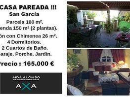 Casa pareada en venta en San García en Algeciras - 283990715