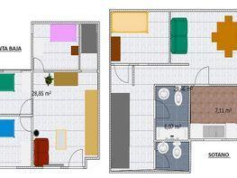 Appartamento en vendita en calle De Sierra Molina, San Diego en Madrid - 350741351