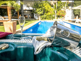 Villa en alquiler de temporada en Marbella - 286943124