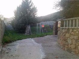 Terreno en venta en San Lorenzo de El Escorial - 289149606