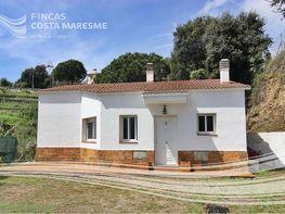 Imagen del inmueble - Chalet en venta en Sant Cebrià de Vallalta - 319025529