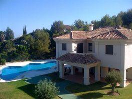 Villa en alquiler en Sierra Blanca en Marbella - 297623358